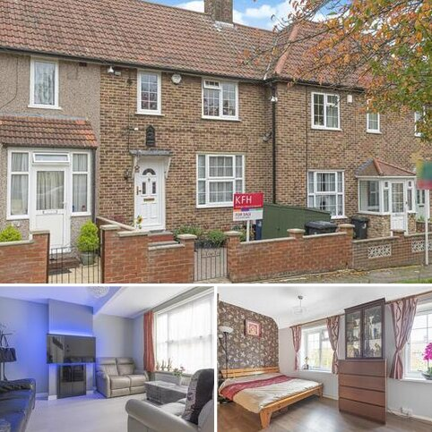 3 bedroom terraced house for sale - Westcott Crescent, Ealing