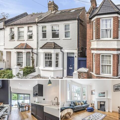 3 bedroom end of terrace house for sale - Ramsay Road, Acton