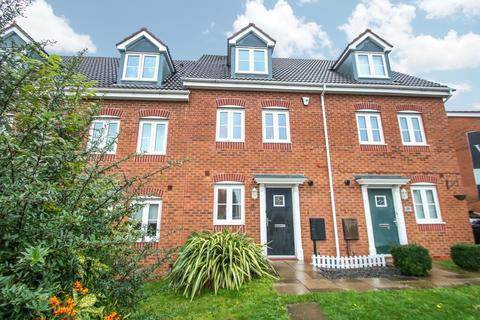 3 bedroom terraced house for sale - Lychgate Close, Glascote
