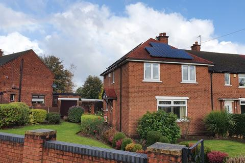 3 bedroom end of terrace house for sale - Lime Avenue, Weaverham, Northwich
