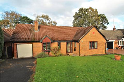 3 bedroom bungalow for sale - Westmere Close, Weston, Crewe, CW2