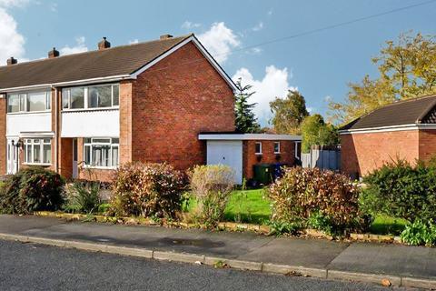 3 bedroom end of terrace house for sale - Argyle Street, Tamworth