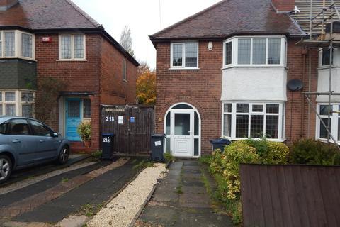 3 bedroom semi-detached house to rent - Willow Avenue, Birmingham