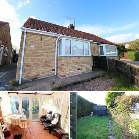 2 bedroom semi-detached bungalow for sale - Mount Crescent, Bridlington