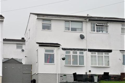 3 bedroom semi-detached house for sale - Meadow Rise, Brynna, Cf72 9TA