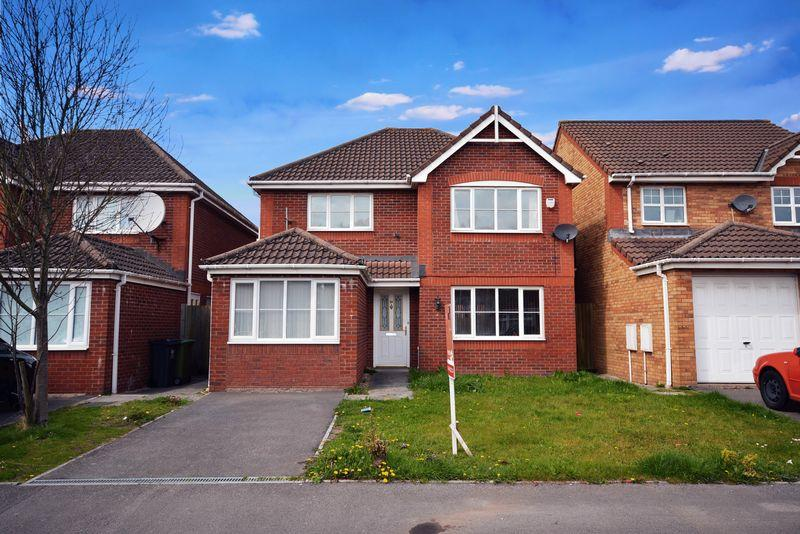 4 Bedrooms Detached House for rent in Glan Rhymni, Pengham Green, Cardiff
