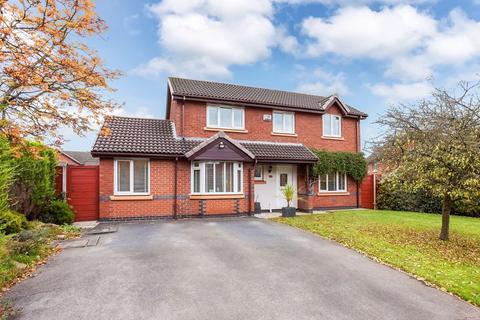 4 bedroom detached house for sale - Ennerdale Drive, Congleton