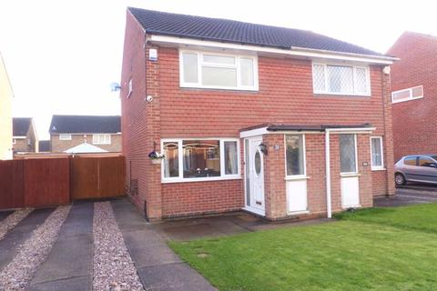 2 bedroom semi-detached house for sale - Barford Close, Sutton Coldfield