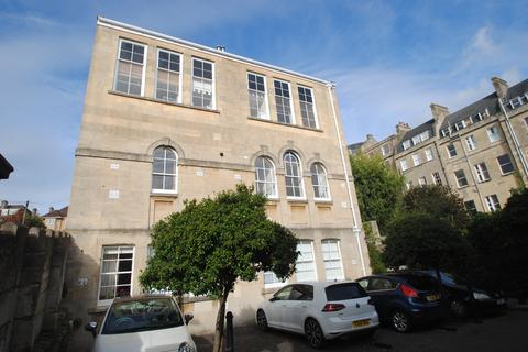 2 bedroom maisonette to rent - The Old School House , Harley Street, Bath BA12SF