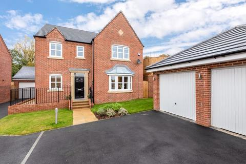 4 bedroom detached house for sale - Weaver Close, Upholland, WN8 0BX