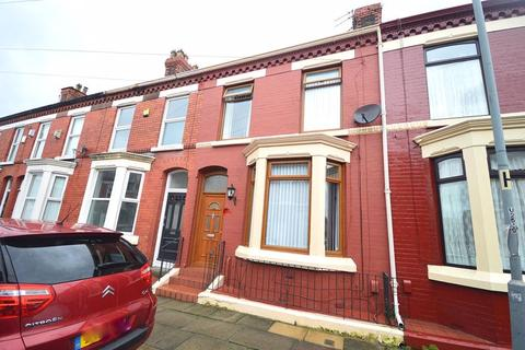 3 bedroom terraced house for sale - Rosslyn Street, Aigburth