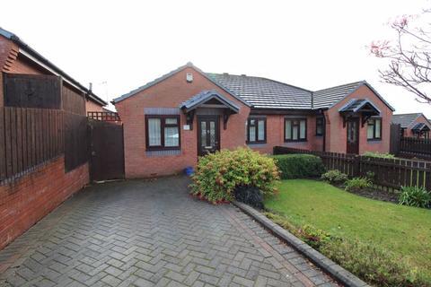 2 bedroom semi-detached bungalow for sale - Redwood Close, Prenton