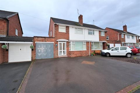 3 bedroom semi-detached house for sale - Oakfield Road, Codsall, Wolverhampton