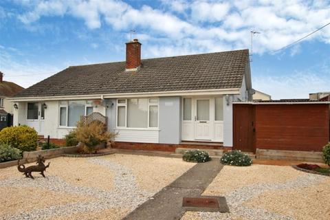 2 bedroom semi-detached bungalow for sale - Quantock Close, North Petherton, Bridgwater