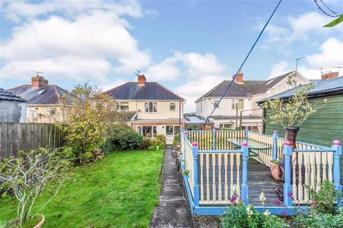 3 bedroom semi-detached house for sale - Lon Coed Bran, Cockett