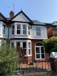 4 bedroom semi-detached house for sale - Romilly Park Road, Barry