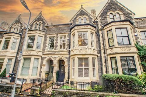 3 bedroom terraced house for sale - Plasturton Gardens, Cardiff