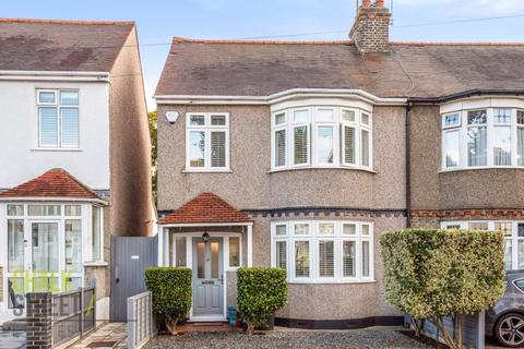 3 bedroom end of terrace house for sale - Lyndhurst Drive, Hornchurch, RM11
