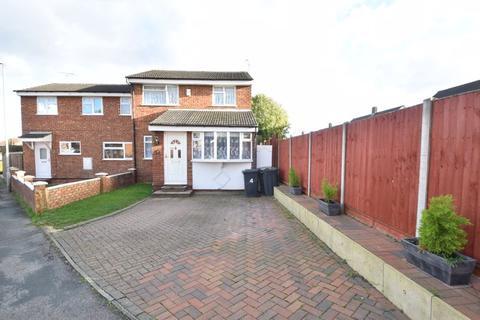 3 bedroom semi-detached house for sale - Dunsmore Road, Luton