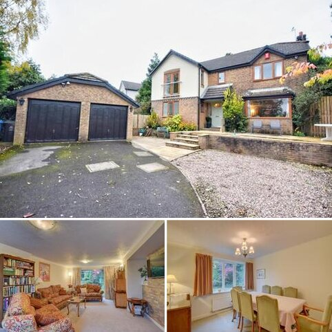 4 bedroom detached house for sale - Applecross Drive, Burnley