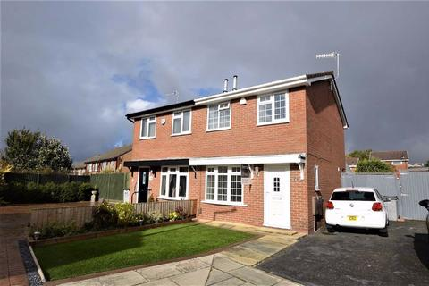 2 bedroom semi-detached house for sale - Washbrook Avenue, Bidston, CH43
