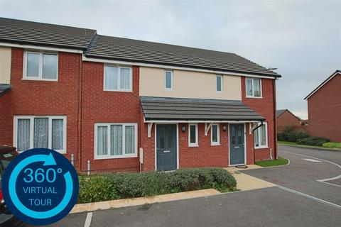 3 bedroom terraced house for sale - Ashcroft Road, Hill Barton Vale, Exeter