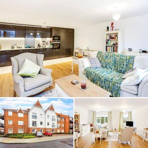 2 bedroom flat for sale - Swinton Court, Mere Road, Dunton Green, Sevenoaks, TN14
