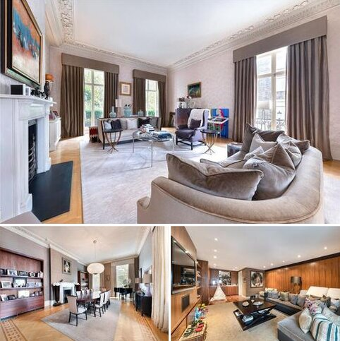 6 bedroom semi-detached house to rent - Thurloe Square, London, SW7