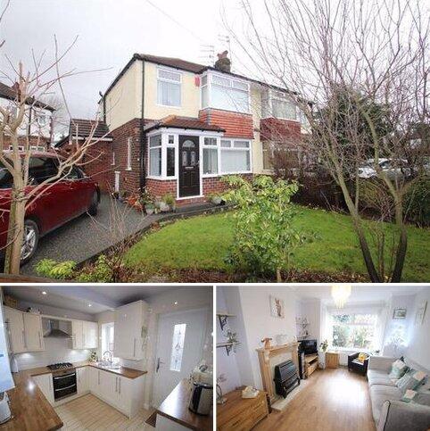3 bedroom semi-detached house for sale - Wallingford Road, Handforth