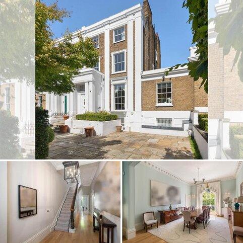 6 bedroom semi-detached house for sale - Ladbroke Road, London, W11