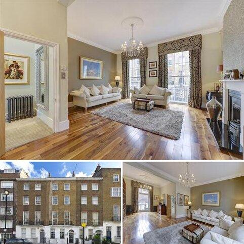 4 bedroom terraced house for sale - York Street, Marylebone, London, W1U