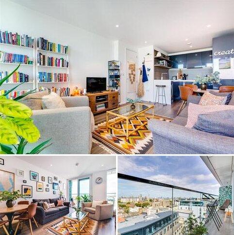 1 bedroom flat for sale - Beacon Tower, Spectrum Way, London, SW18