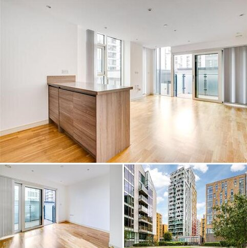 2 bedroom flat for sale - Witham House, Enterprise Way, SW18