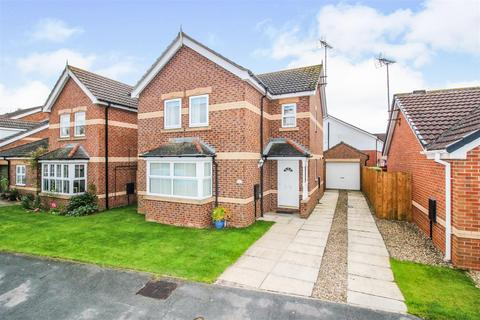 3 bedroom detached house for sale - Sellers Drive, Leconfield, Beverley