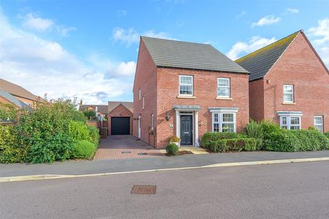 4 bedroom detached house for sale - Peveril Place, Grantham