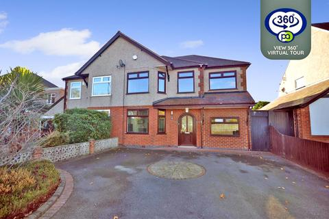 4 bedroom semi-detached house for sale - Hollyfast Road, Coundon, Coventry