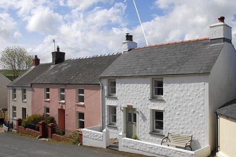 2 bedroom end of terrace house for sale - Ffordd Yr Afon, Trefin, Haverfordwest
