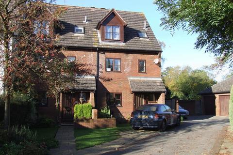 4 bedroom end of terrace house to rent - Waterside Close, Godalming GU7