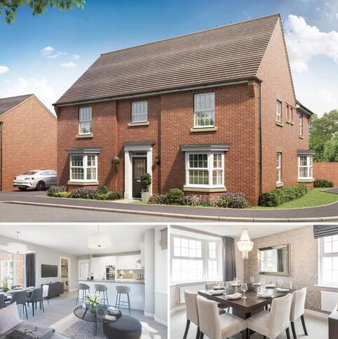5 bedroom detached house for sale - Plot 103, Henley at Dida Gardens, Off the A4130, Didcot, DIDCOT OX11