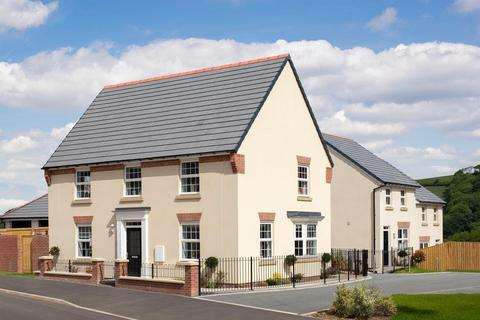 David Wilson Homes - Raleigh Holt - Plot 188, The Denbury at Montbray, Montbray, Barnstaple, Devon EX31