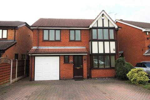 4 bedroom detached house for sale - Mornington Crescent, Nuthall, Nottingham, NG16