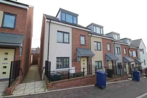 3 bedroom townhouse for sale - Featherwood Avenue, The Rise, Newcastle upon Tyne, Tyne and Wear, NE15 6BW