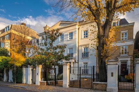 5 bedroom semi-detached house for sale - Marlborough Place, St John's Wood, London, NW8