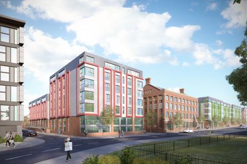 Studio for sale - Penthouse Cluster Deal, Fox Street, Liverpool, L3
