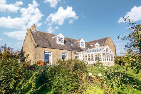 4 bedroom barn conversion for sale - Broomhaugh, Longhirst, Morpeth, Northumberland, NE61 3HA