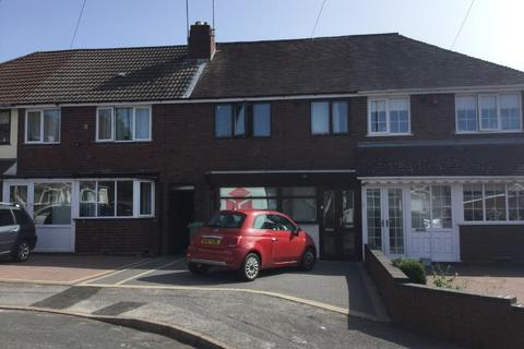3 bedroom terraced house for sale - Bramley Close, Birmingham B43