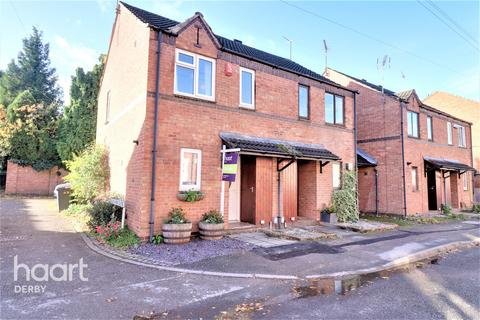 2 bedroom townhouse for sale - Markeaton Street, Derby