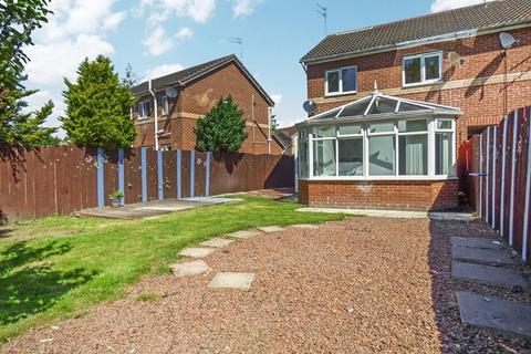 3 bedroom semi-detached house to rent - Angus Crescent, North Shields, Tyne and Wear, NE29 6UE