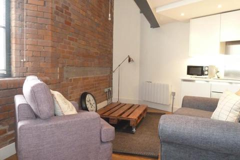 1 bedroom apartment to rent - CRISPIN LOFTS, SKINNER LANE LS2 7PF
