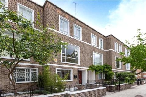 4 bedroom terraced house to rent - Northwick Terrace, St Johns Wood, London, NW8